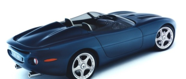 Jaguar XK180 3