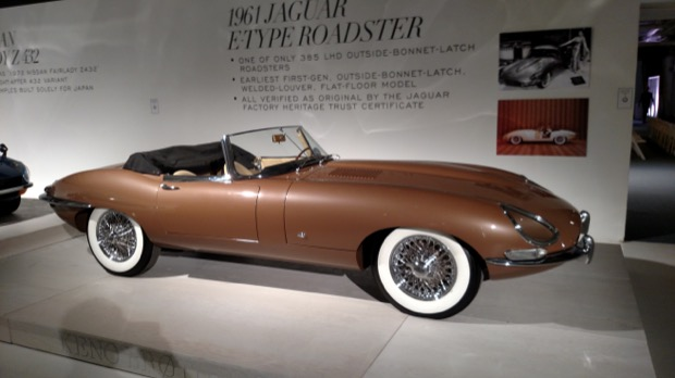 Keno Brothers - 1961 Jaguar E-type roadster