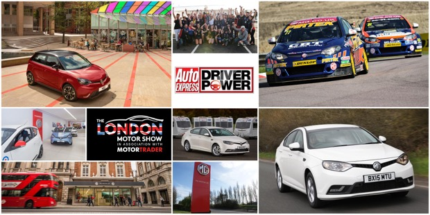 MG Motor UK - Year In Review