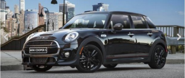 MINI Carbon Edition Introduced 2