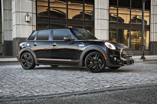 MINI Carbon Edition Introduced