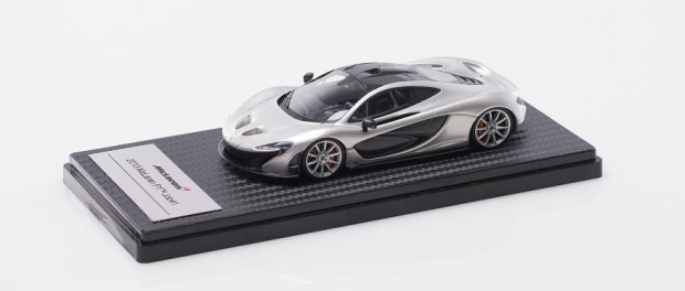 McLarens in Miniature