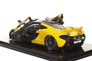 McLarens in miniature - stocking fillers