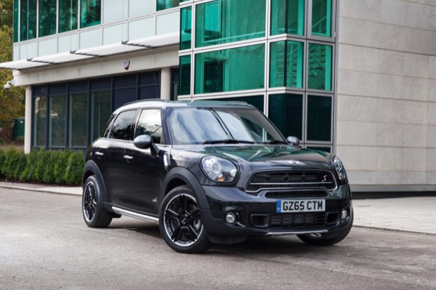 New MINI Countryman Special Edition