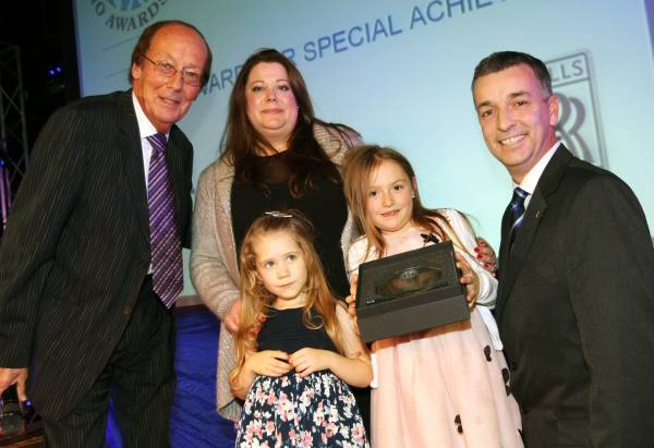 ROLLS-ROYCE MOTOR CARS CELEBRATES LOCAL COMMUNITY HEROES