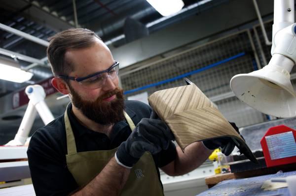 Rolls-Royce Apprenticeship Programme 2