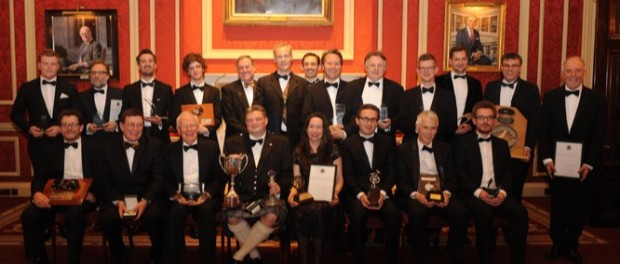 The Guild of Motoring Writers Awards 2015 - Group Photo