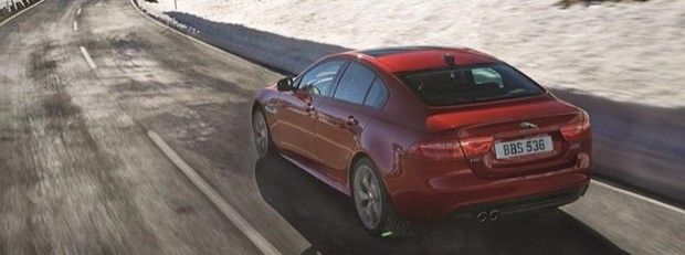 The Jaguar XE Reaches Short List for 2016 European Car of the Year