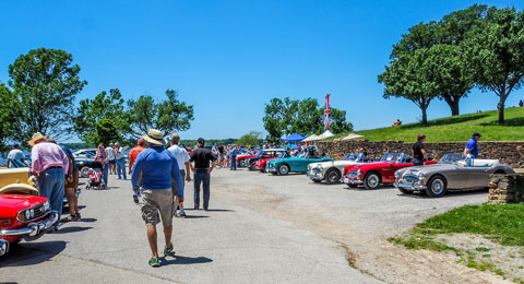 2016 All British & European Car Day - Texas