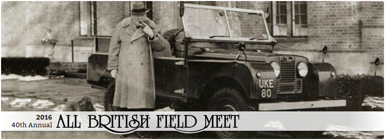 40th Annual All British Field Meet