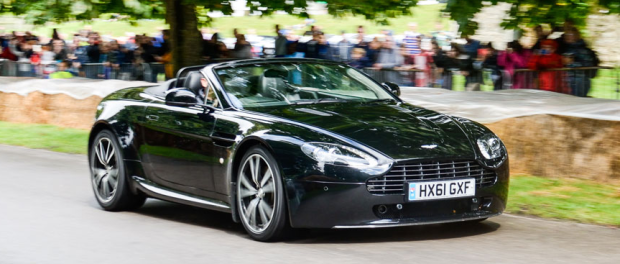 Beaulieu Simply Aston Martin