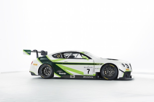 Bentley Unveils Bathhurst Line-Up and 2016 Livery -- The 2016 Bentley Team M-Sport Continental GT3