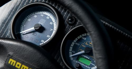 Caterham Cars expands options for the Seven 620 - Dash