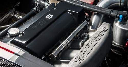 Caterham Cars expands options for the Seven 620 - Engine Bay