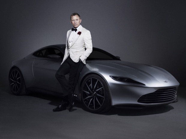 DB10 Aston Martin to be Auctioned for Charity
