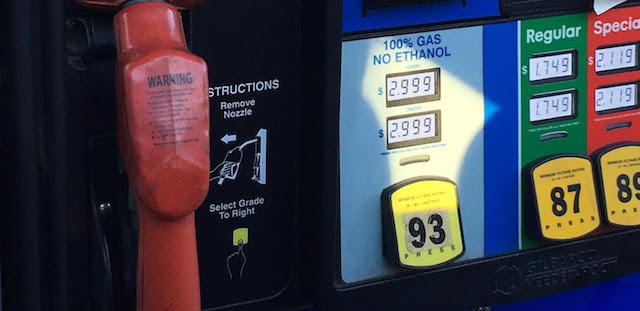 Ethanol Alcohol Free Fuel