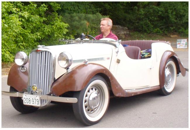 Hudson British Car Show - Quebec 3