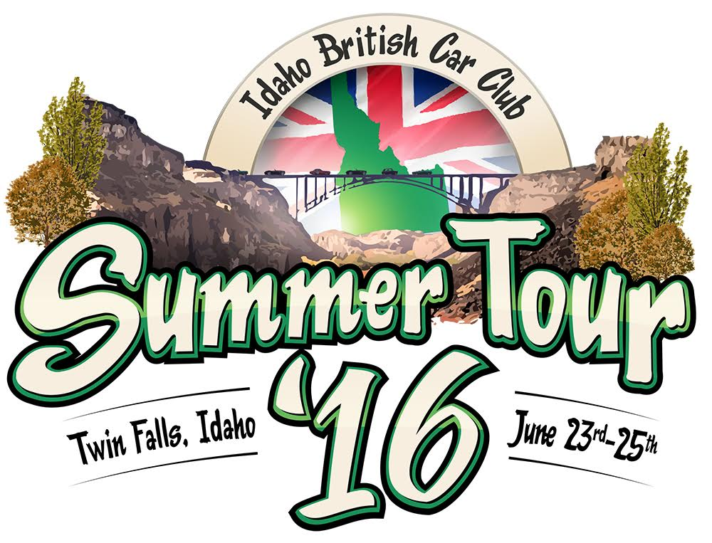 Idaho British Car Club Summer Tour