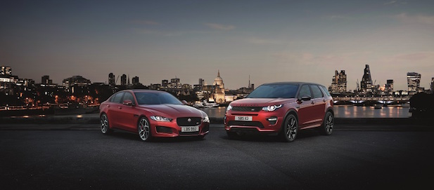 Jaguar Land Rover registrations exceed 100k for first time in UK