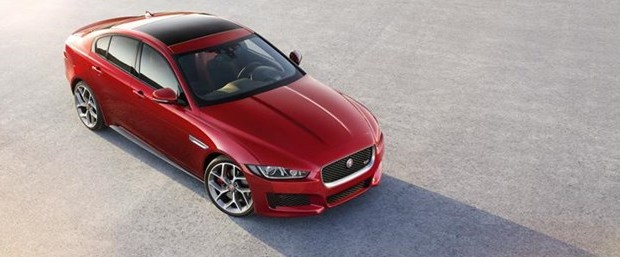 Jaguar XE - The Safest Large Family Car Tested by Euro NCAP in 2015 Awards