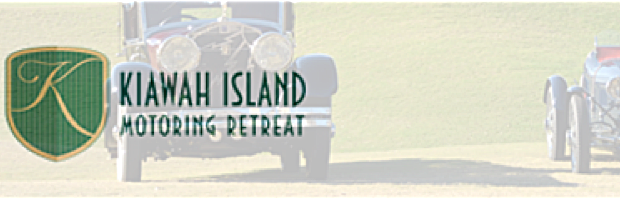 Kiawah Island Motoring Retreat Banner