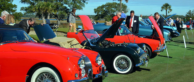 Kiawah Island Motoring Retreat - British Cars