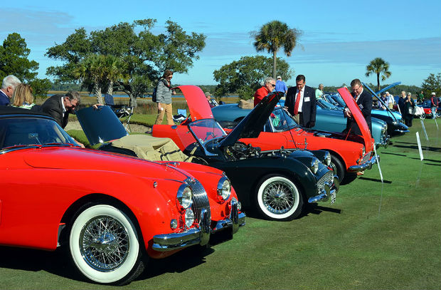 Kiawah Island Motoring Retreat British Cars