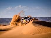 MINI ALL4 Racing X-Raid Team Dakar Naser-Al-Attiyah
