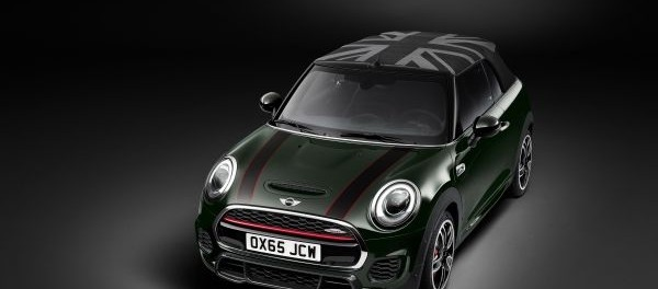 MINI USA ANNOUNCES US MARKET PRICING FOR NEW MINI CONVERTIBLE AND ADDITION OF JOHN COOPER WORKS VARIANT 1
