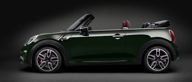 MINI USA ANNOUNCES US MARKET PRICING FOR NEW MINI CONVERTIBLE AND ADDITION OF JOHN COOPER WORKS VARIANT 5