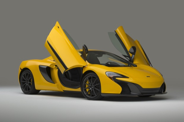 McLaren Automotive announces four new retail locations 2