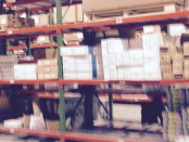 Parts in a Warehouse