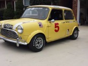 Phil Wicks 1967 Mini Cooper S