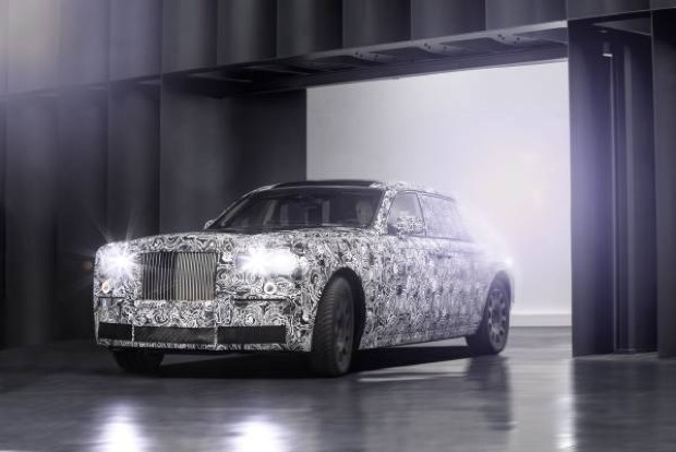 ROLLS-ROYCE MOTOR CARS ANNOUNCES FUTURE ENGINEERING DEVELOPMENTS