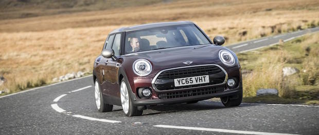 Record Sales for MINI UK in 2015