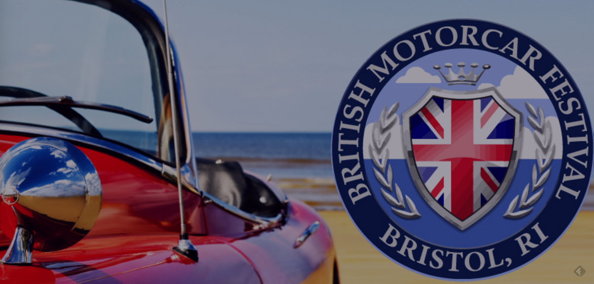 Rhode Island British Motorcar Festival 2016