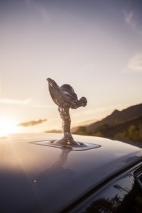 Rolls-Royce Motor Cars celebrates second highest sales record - Hood Ornament