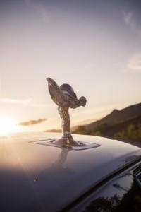 Rolls-Royce Motor Cars celebrates second highest sales record - Hood Ornament