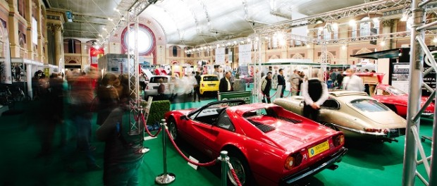 London Classic Sports Car Show To Return In Just British - Any car shows near me