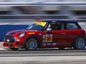 The MINI John Cooper Works #37 car at Sebring International Raceway in Sebring, Florida. (03/2015) Foster Peters Photography