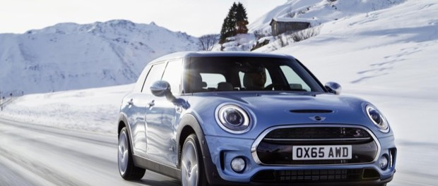 The new MINI Clubman ALL4 1