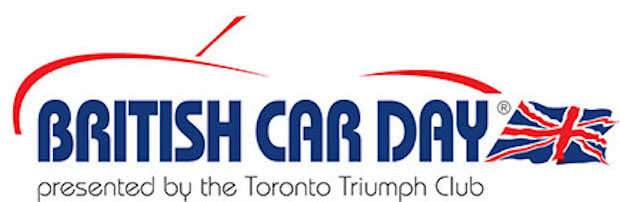 Toronto Ontario British Car Day