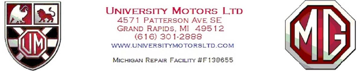 University Motors