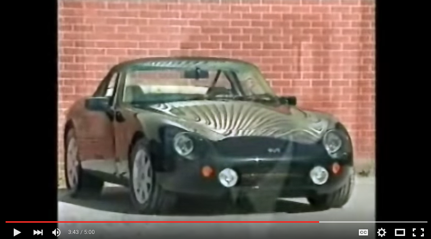 VotW - TVR's Oldschool Blackpool Factory