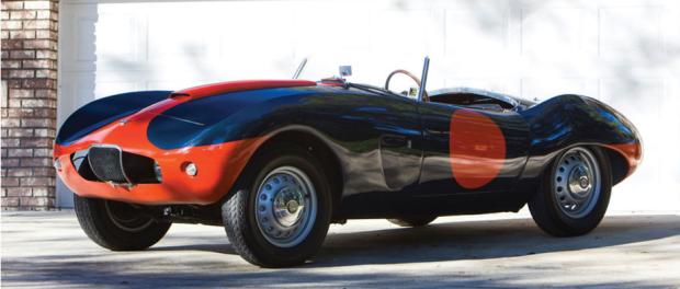 1957 Arnolt-Bristol Bolide Roadster by Bertone