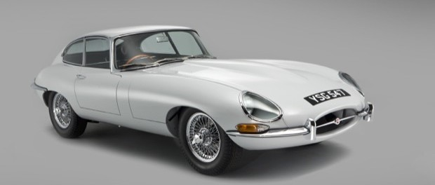 1961 Showstopping Restored E-Type to Grace London Classic Car Show - Fully Restored