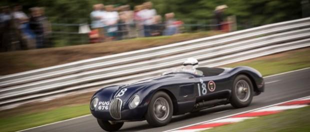 2015 Jaguar Heritage Challenge Oulton Park - 1726