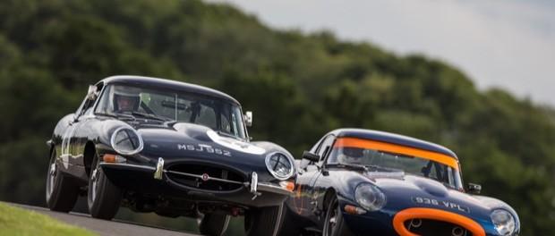 2015 Jaguar Heritage Challenge Oulton Park - 432