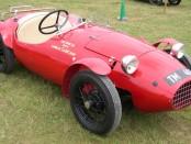 A conversion of a pre-war Austin 7 into a road legal sports car