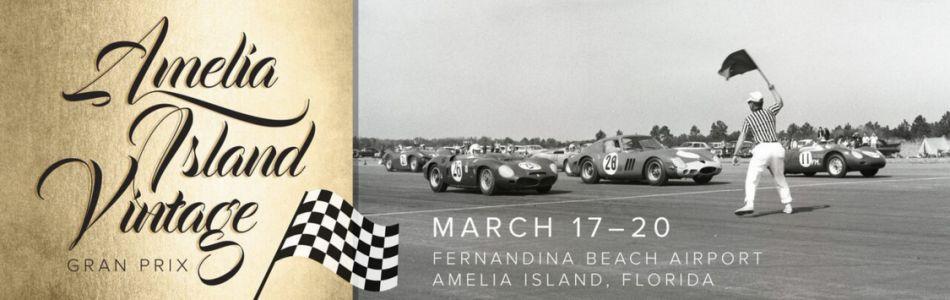 Amelia Island Vintage Gran Prix SVRA